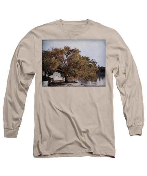 Beauty On The Path Long Sleeve T-Shirt