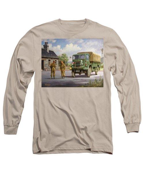 Bedford Ql Long Sleeve T-Shirt