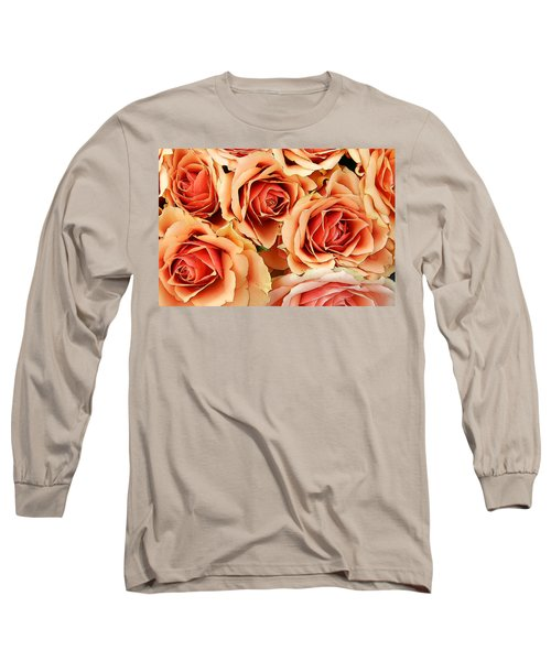 Bergen Roses Long Sleeve T-Shirt