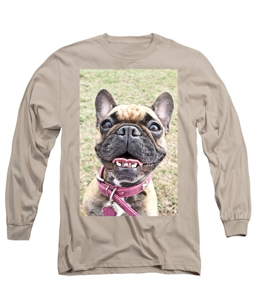 Long Sleeve T-Shirt featuring the photograph Best Friend by Jeannette Hunt
