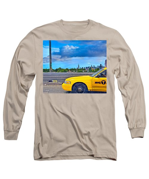 Big Yellow Taxi Long Sleeve T-Shirt