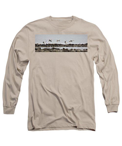 Birds Of A Feather... Long Sleeve T-Shirt
