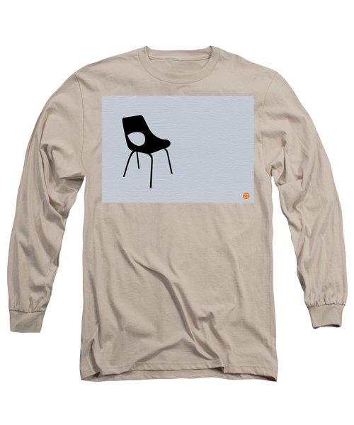 Black Chair Long Sleeve T-Shirt