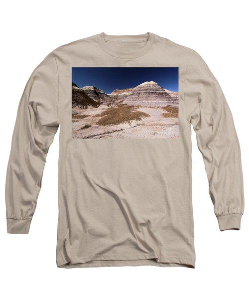 Blue Badlands Long Sleeve T-Shirt