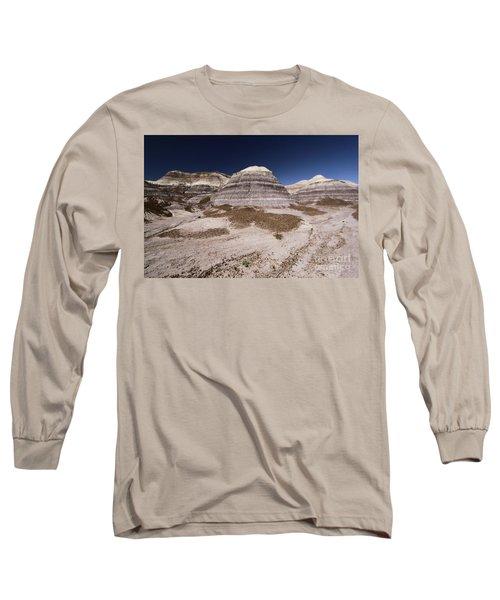 Blue Mesa At Petrified Forest Long Sleeve T-Shirt
