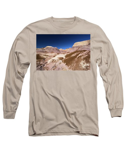 Blue Mesa Landscape Long Sleeve T-Shirt