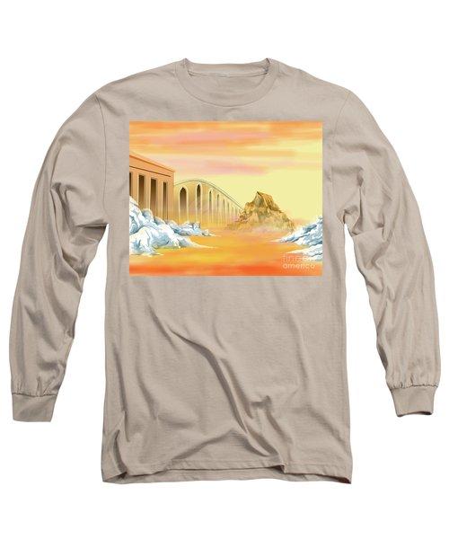 Bridges Of Parting Long Sleeve T-Shirt