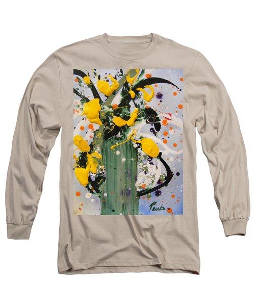 Buttercups Long Sleeve T-Shirt