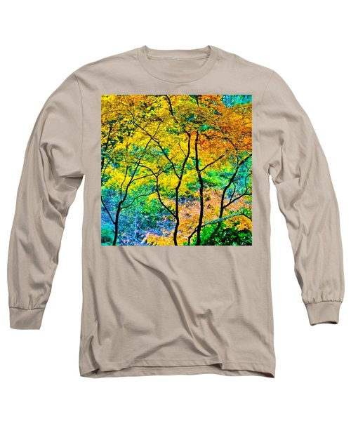 Canopy Of Life Long Sleeve T-Shirt