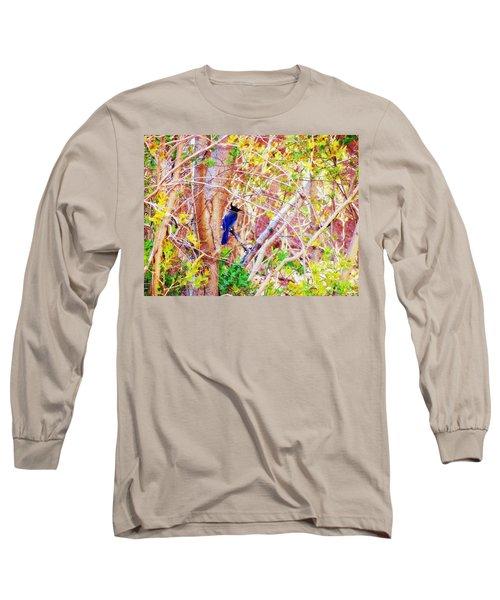 Canyon Jay  Long Sleeve T-Shirt