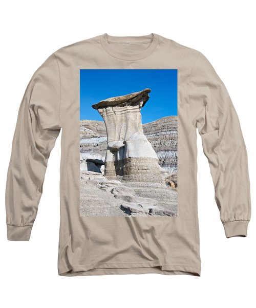 Capped Hoodoo Long Sleeve T-Shirt