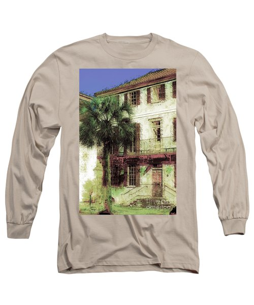Charleston Homes Long Sleeve T-Shirt