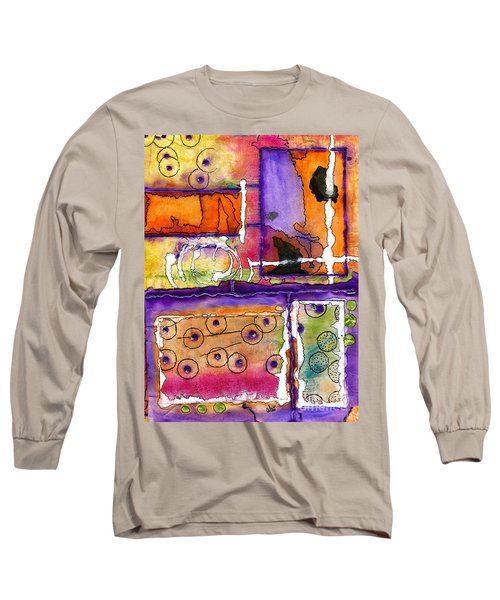 Cheery Thoughts - Warm Wishes Long Sleeve T-Shirt