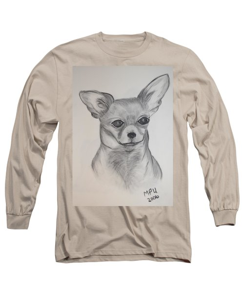 Chi Chi Long Sleeve T-Shirt by Maria Urso