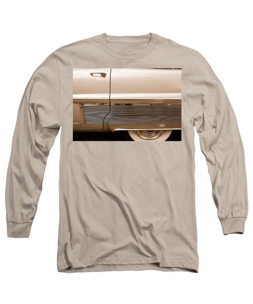 Long Sleeve T-Shirt featuring the photograph Chrome by John Schneider