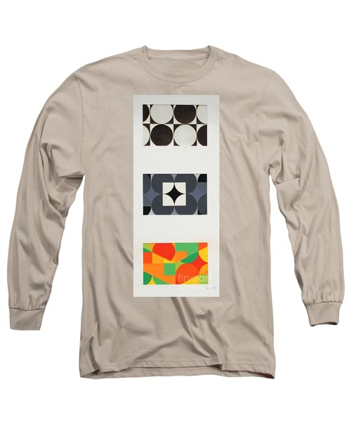 Circle Trio Long Sleeve T-Shirt