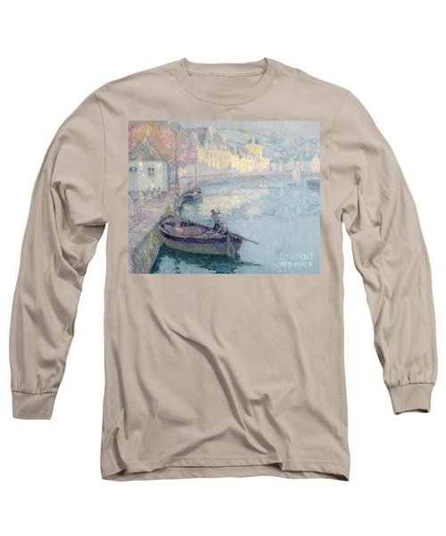 Clear Morning - Quimperle Long Sleeve T-Shirt