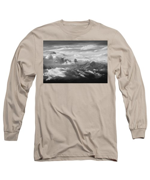 Cloud Art Long Sleeve T-Shirt
