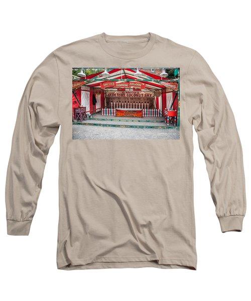 Coconut Shy Long Sleeve T-Shirt