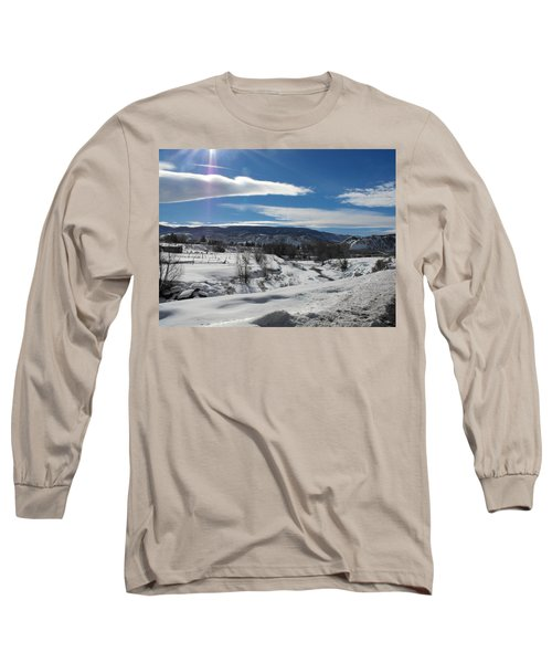 Cold Sun Long Sleeve T-Shirt