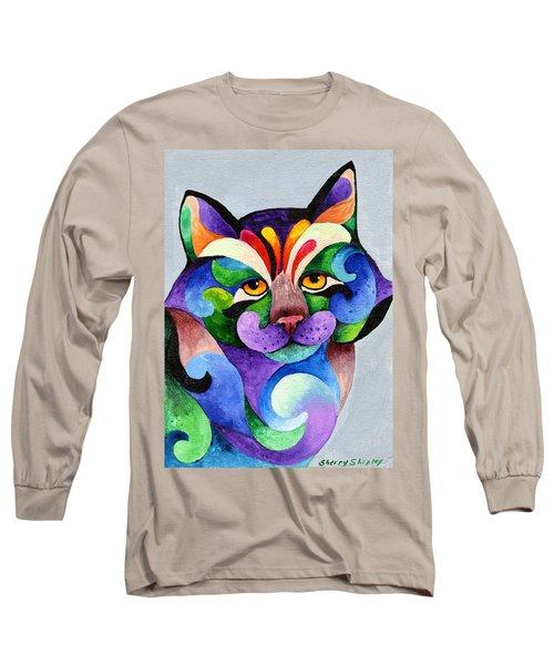 Color Me Smug Long Sleeve T-Shirt