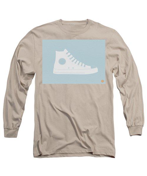 Converse Shoe Long Sleeve T-Shirt