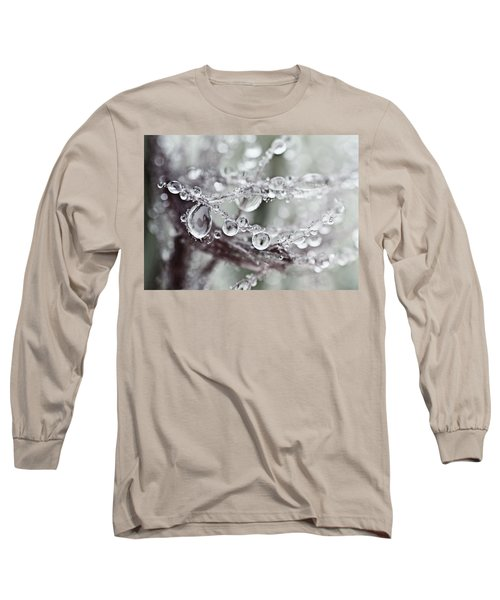Corned Jewels Long Sleeve T-Shirt by Susan Capuano