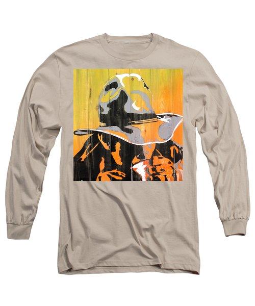 Cowboy Coffee Long Sleeve T-Shirt