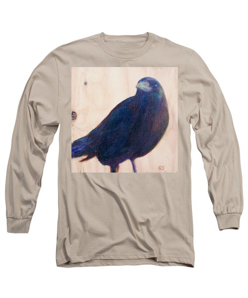 Crow Friend Long Sleeve T-Shirt