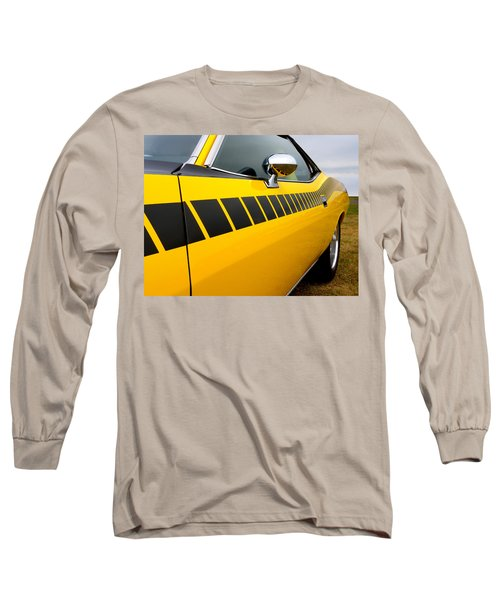 Cuda Stripes Long Sleeve T-Shirt