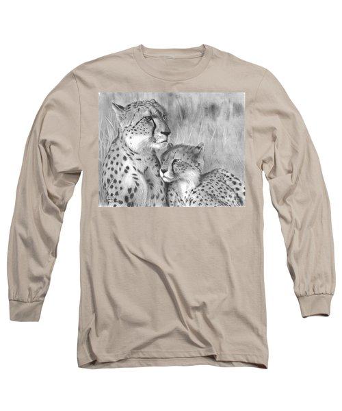 Cuddle Long Sleeve T-Shirt