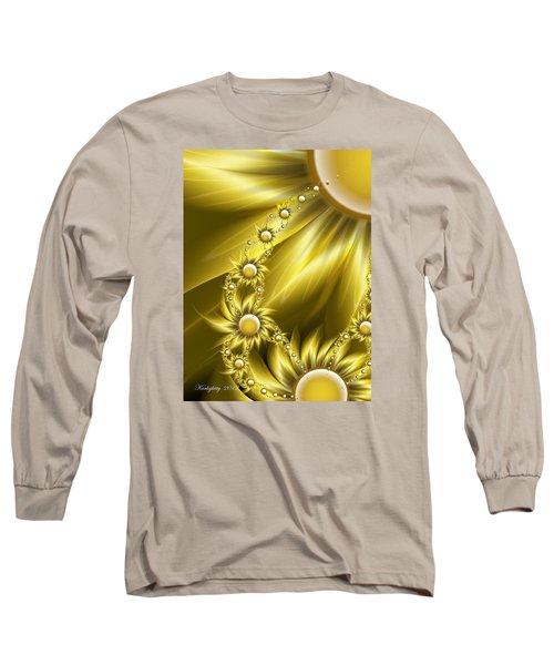 Daisy Sunshine Long Sleeve T-Shirt