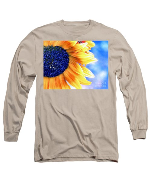 Delight Long Sleeve T-Shirt by Rory Sagner