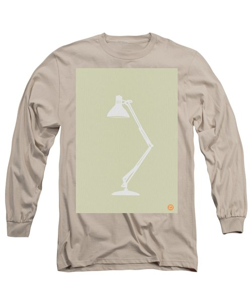 Desk Lamp Long Sleeve T-Shirt