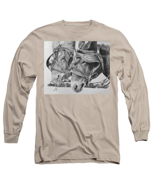 Dink And Donk Long Sleeve T-Shirt