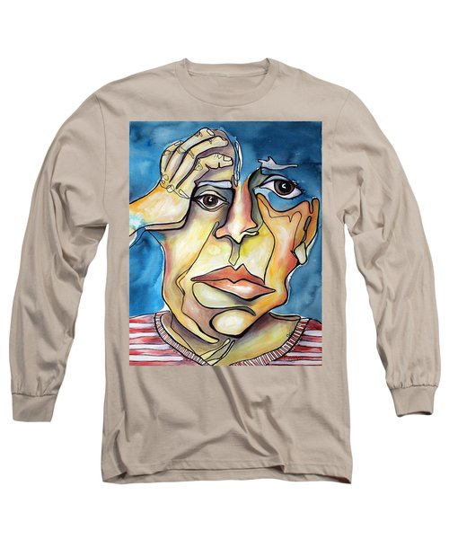 Disjointed Thought Long Sleeve T-Shirt
