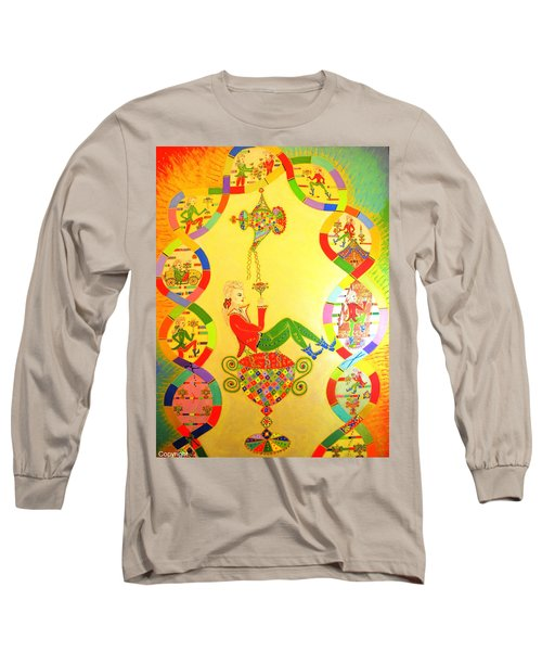Dna Eternal-man  Long Sleeve T-Shirt