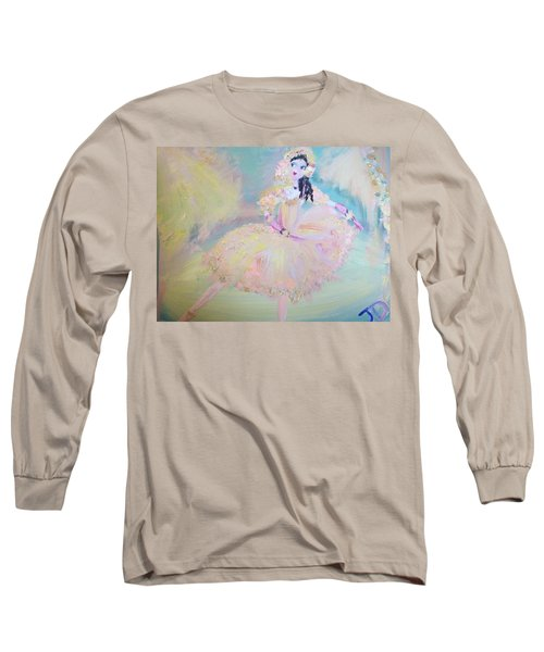 Dorothy Dancer Long Sleeve T-Shirt by Judith Desrosiers