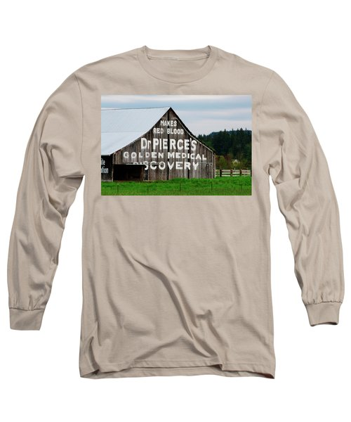 Dr. Pierce Barn 110514.98.1 Long Sleeve T-Shirt