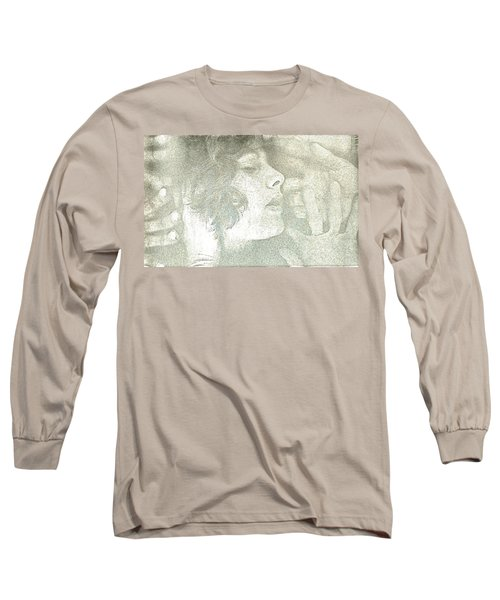 Dreaming Long Sleeve T-Shirt by Rory Sagner