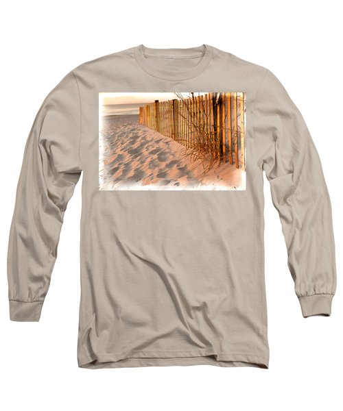 Dune Fence Long Sleeve T-Shirt