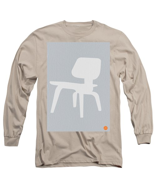 Eames Plywood Chair Long Sleeve T-Shirt
