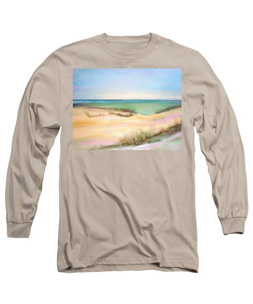 Easy Breezy Long Sleeve T-Shirt by Patricia Piffath