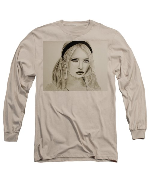 Emily Long Sleeve T-Shirt by Michael Cross