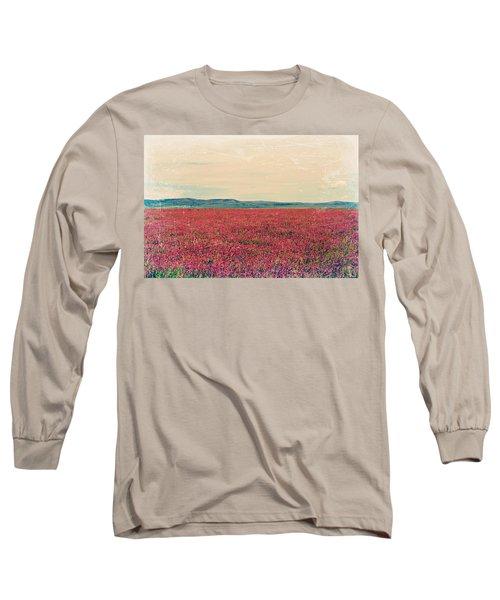 Fields Of Heaven Long Sleeve T-Shirt