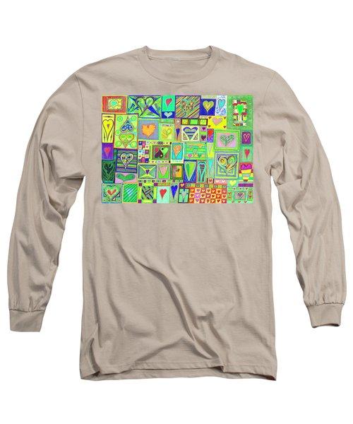 find U'r Love found    v18 Long Sleeve T-Shirt
