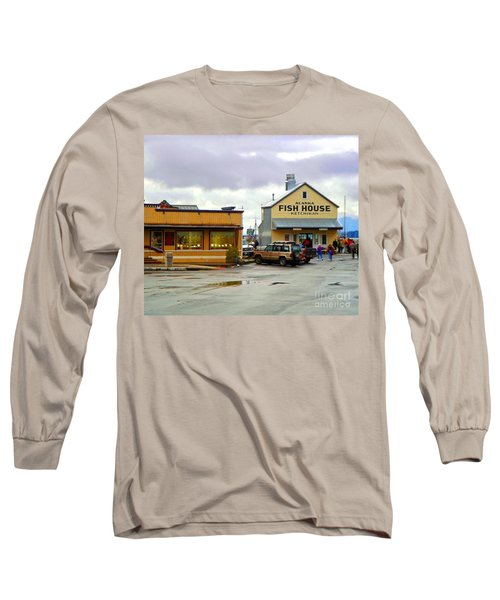 Fish House Long Sleeve T-Shirt