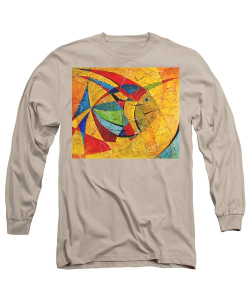 Fish V Long Sleeve T-Shirt