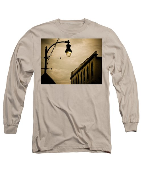Fisher Street Facades Long Sleeve T-Shirt