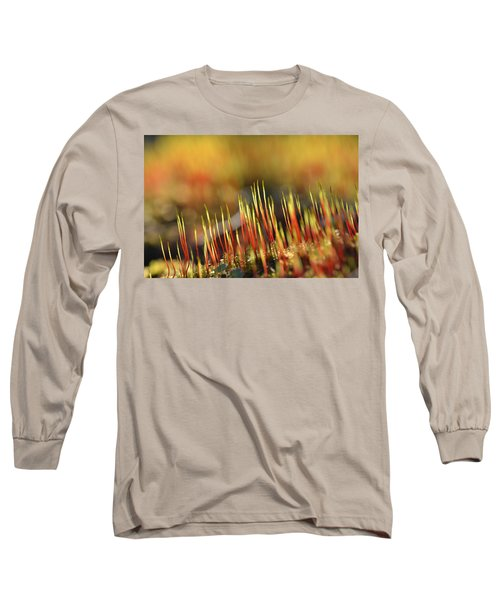 Flaming Moss Long Sleeve T-Shirt